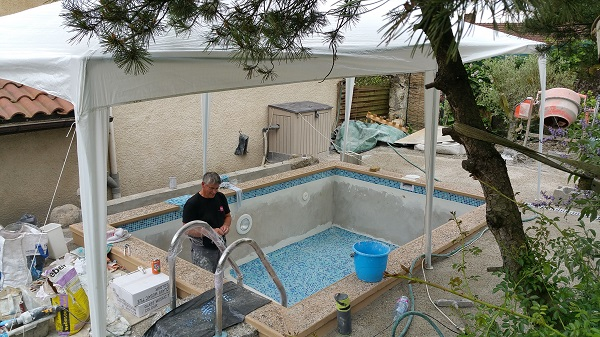 Comment construire sa piscine - Realiser sa piscine ...