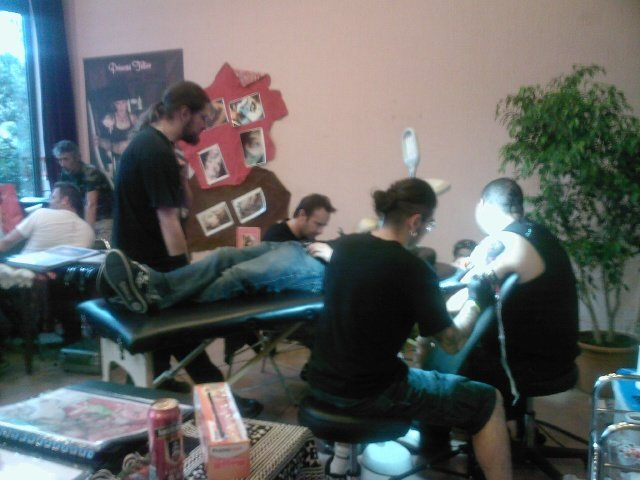 convention- tattoo - toulouse- franck- misti-ka. com