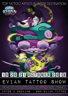 Affiche-convention -tatouage-EVIAN -2018