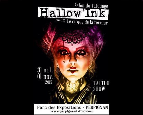 Affiche-salon-des -tatoueurs -de-Perpignan 2015