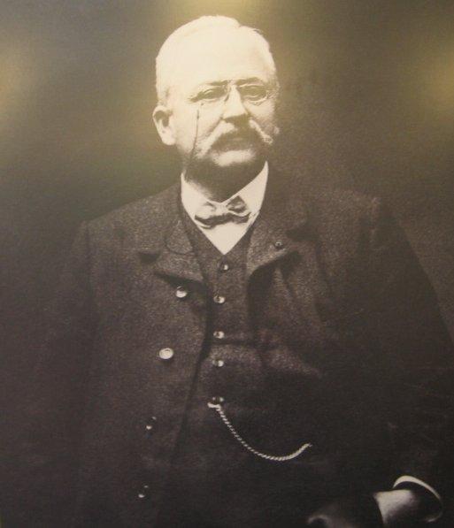 Armand Peugeot (1849-1915)