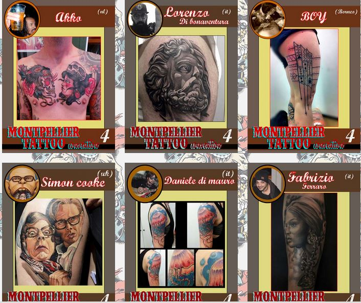 ARTISTES-TATOUEURS_CONVENTION_TATOUAGE_Montpellier 2015