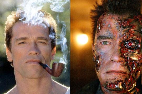 les deux derniers Terminator