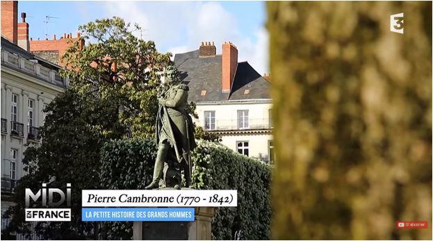 buste de Cambronne