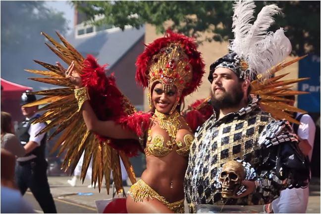 Carnaval-Notting-Hil-Londres