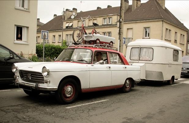 caravane_Peugeot 404