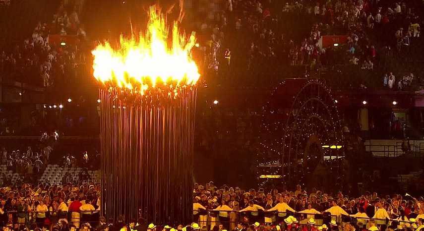 Cérémonie d`ouverture Jeux Olympiques- Londres -la flamme_mesfavorisites.com