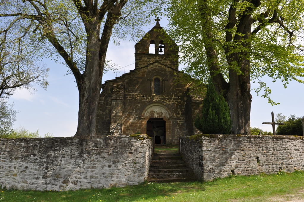 Chapelle- Saint Jean- le- Fromental-Dionay