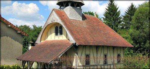 Chapelle -Saint-Jean - en - france