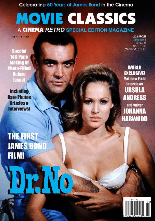 CINEMA- RETRO_Magazine - numéro- 22 magazine- Anglais