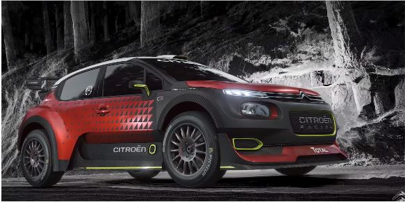 Citroën -C3-wrc concept