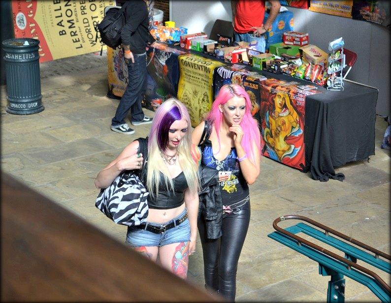 CONVENTION DE TATOUAGE LONDRES -girls_Mesfavorisites (312)
