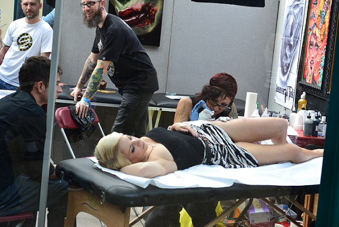 CONVENTION_ DE_ TATOUAGE _LONDRES