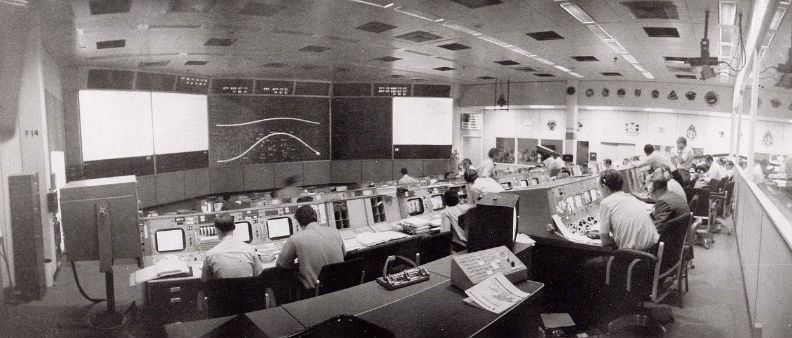 Control Center-Houston