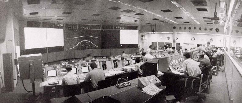 Control Center-Houston