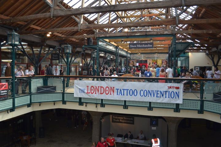 convention TATTOO internationale de Londres 2011(2)
