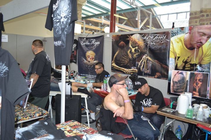 convention TATTOO internationale de Londres 2011(6)