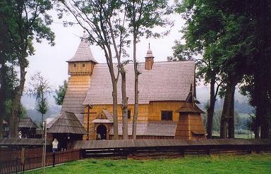 Églises- en- bois- de -Petite-Pologne