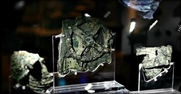des-fragments -machine-Anticythère