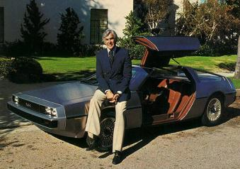 John DeLorean