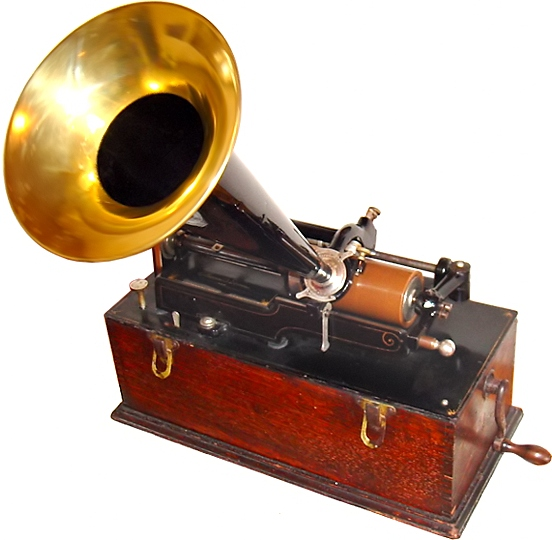 Phonographe- d'Edison