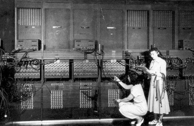 l`ENIAC-premier-ordinateur