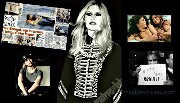 Enquête -sur -le -parcours -de -la- célèbre- actrice -Brigitte Bardot