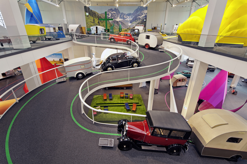 Erwin Hymer Museum -camping-cars