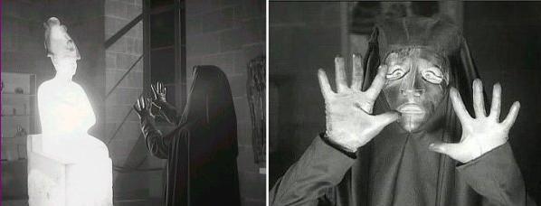fantôme _du _louvre_ Belphégor_feuilleton_télévisé_claude_Barma l`O.R.TF_1960
