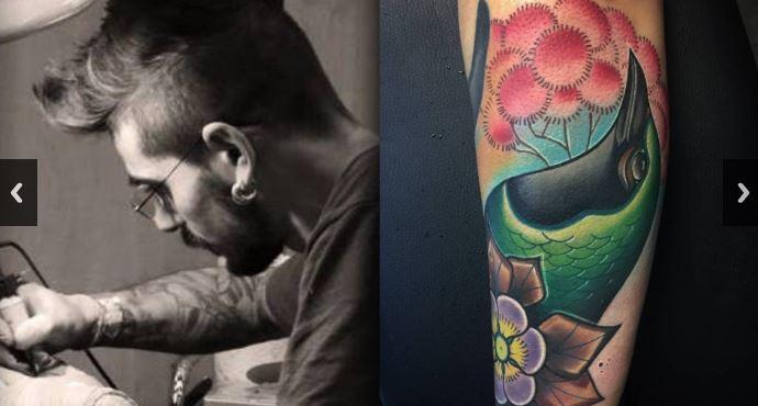 mondial de tatouage/artistes/infos/videos 2019