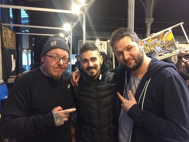 Franck-Anzalone-misti-ka-tatoueur-au-centre-image-et ses-amis-russe