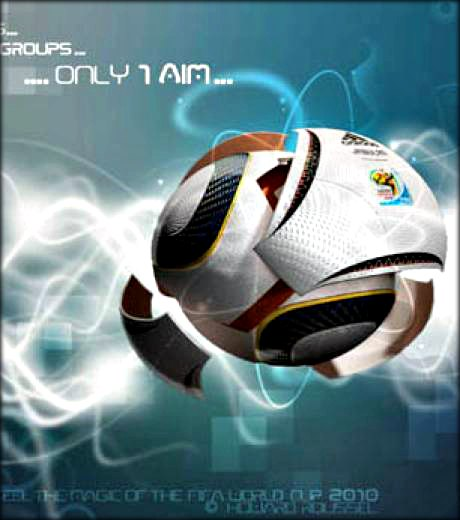 Le- Mondial -de - football-AFRIQUE -DU -SUD
