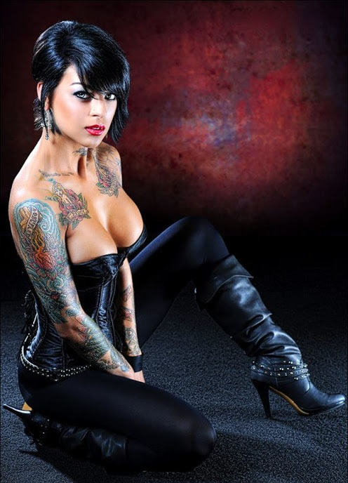 Girl-Art-tattoos -