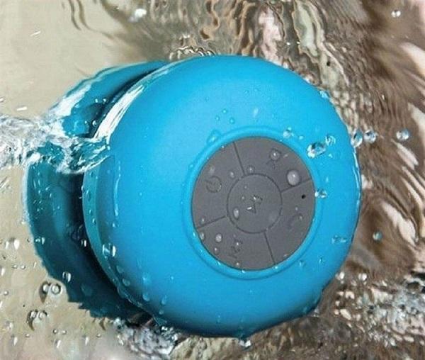 H2o power la radio etanche qui fonctionne l eau for Radio etanche salle de bain
