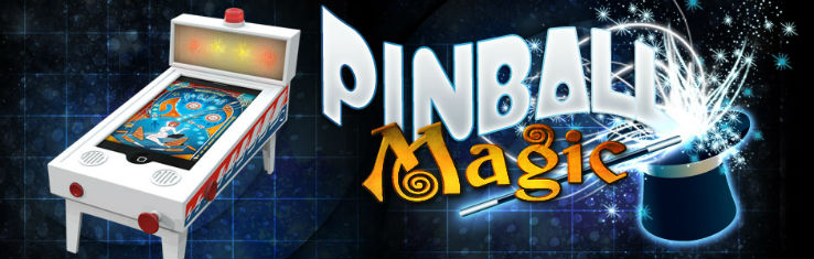 Pinball Magic ?action de flipper d'arcade pour iPhone et iPod touch