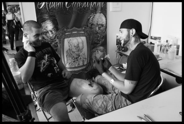 convention tattoo de toulouse