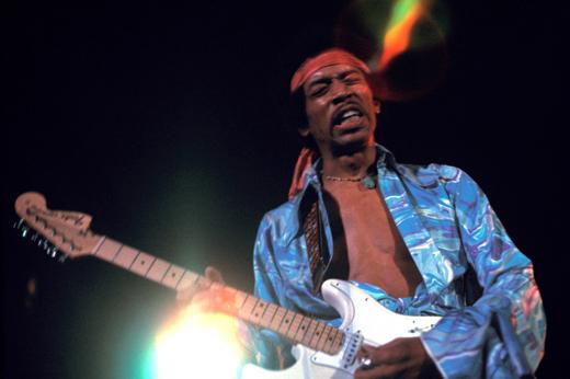 Jimi Hendrix - Live At Woodstock 1969