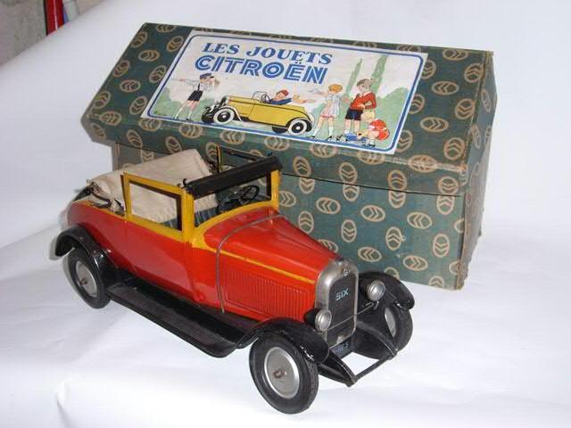 jouet-en- tôle- des- années- 60