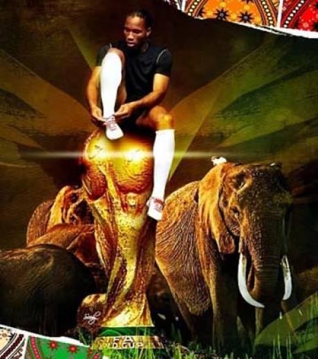 Le mondial AFRIQUE DU SUD