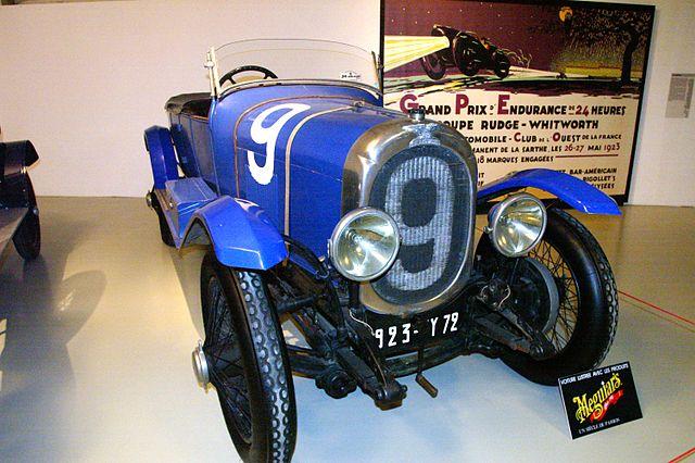 La_ Chenard_ et- Walcker _Sport_, victorieuse_ de _l`édition 1923
