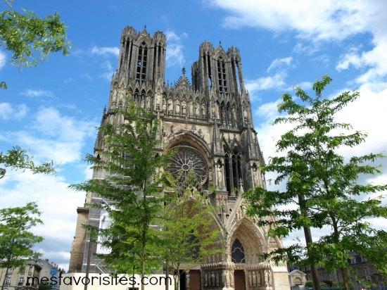 la cathédrale de reine fête ses  800 ans