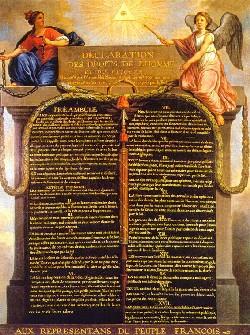 La Déclaration des Droits de lHomme et du Citoyen 26 Aot 1789_mesfavorisites.com