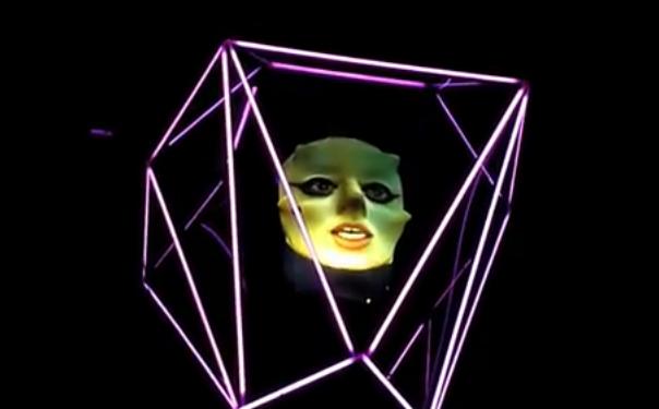 Lady Gaga - Government Hooker -tête holographique_ Live in Copenhagen, Denmark 02.09.2012 HD - YouTube