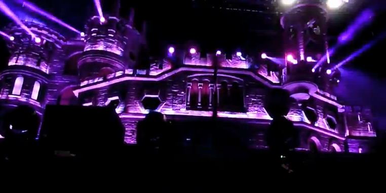 lady Gaga - The Born This Way Ball Tour in Lithuania Vingios Park