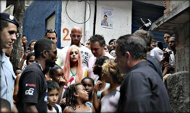 Lady -Gaga-à- -Rio- de -Janeiro