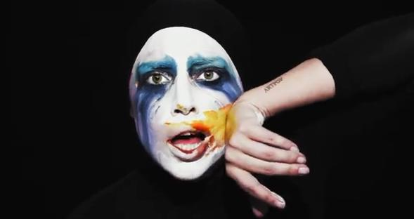 Lady- Gaga- applausse