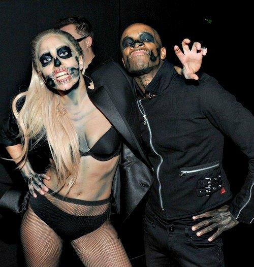 Lady -Gaga- avec- son -nouveau -chorégraphe -Richard- Jackson