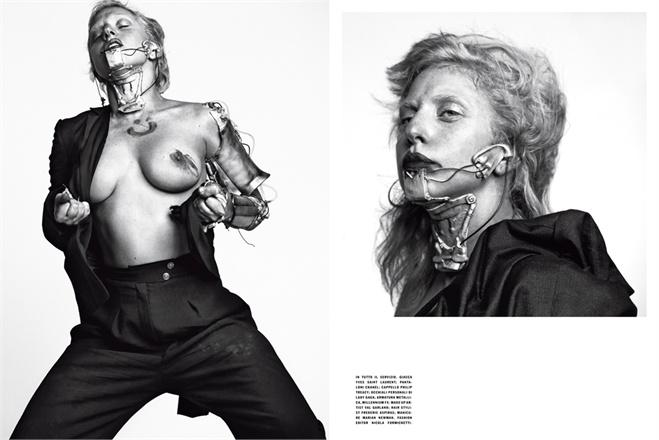 lady_gaga-magazine-Uomo Vogue +mesfavorisites.com