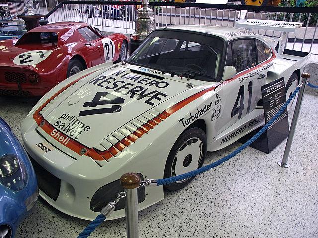 La Porsche 935 K3_ victorieuse de l`édition 1979