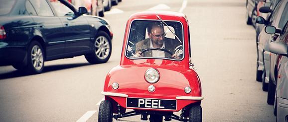 La- petite- voiturette- des -années 60-peel P50